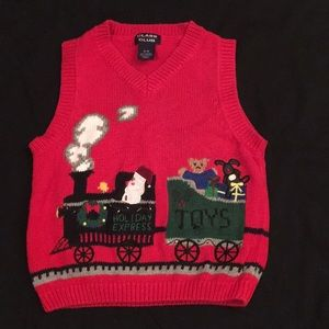 Class Club Other - Class Club Christmas sweater vest